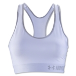 Under Armour Mid Sports Bra (White)