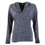 Under Armour Twist Tech Long Sleeve Women's Hoody (Black)