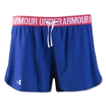 Under Armour Play Up Women's Short 16 (Royal Blue)