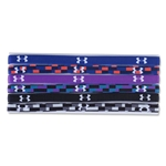 Under Armour Women's Bauhaus Warp Mini Graphic Headband 6 Pack