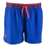 Under Armour Girls Play Up Short 16 (Royal Blue)