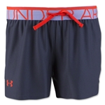 Under Armour Girls Play Up Women's Short (Gray)