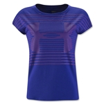 Under Armour Girls Favorite T-Shirt (Purple)