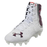 Under Armour Women's Lax Highlight II MC Cleat (White/Anthracite)