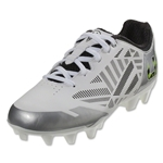 Under Armour Women's Finisher II MC Cleat (White/Metallic Silver)