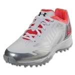 Under Armour Women's Finisher II Turf (White/Neo Pulse)