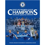 Chelsea FC Premier League Winners Book