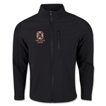 Ohio State Rugby Softshell Jacket (Black)