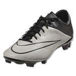 Nike Mercurial Veloce II Leather FG (Light Bone/Black)