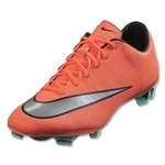Nike Mercurial Veloce II FG (Hyper Grape/Lt Crimson)
