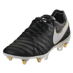 Nike Tiempo Legend VI SG-Pro (Black/White)