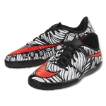 Nike Junior Hypervenom Phelon II NJR IC (Black/Bright Crimson)