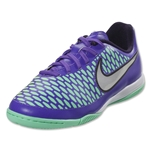 Nike Junior Magista Onda IC (Hyper Grape/Metallic Silver)