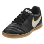 Nike Junior Tiempo Rio III IC (Black/White)