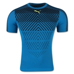 PUMA IT evoTRG ACTV THERMO-R T-Shirt (Blue)