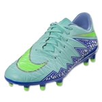 Nike Women's Hypervenom Phatal II FG (Voltage Green)