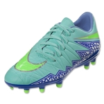 Nike Women's Hypervenom Phelon II FG (Voltage Green)