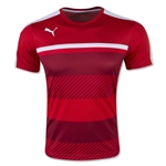 PUMA Veloce Training Jersey (Red)