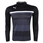 PUMA Veloce Training Sweat Top (Black)