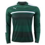 PUMA Veloce Training Sweat Shirt (Green)