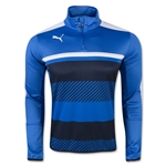 PUMA Veloce 1/4-Zip Training Top (Royal Blue)