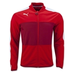 PUMA Veloce Training Jacket (Red)