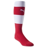 PUMA Hoop Sock (Red)