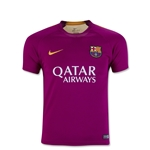 Barcelona Youth Flash Prematch Top