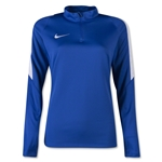 Nike US Squad 16 Women's Drill Top (Royal Blue)