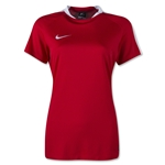 Nike US Squad 16 Women's Flash Top (Red)