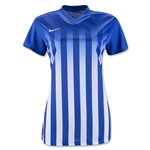 Nike US Women's Striped Division 2 Jersey (Royal Blue)