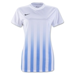 Nike US Women's Striped Division 2 Jersey (White)