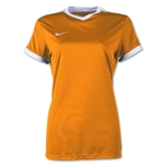 Nike US Women's Striker IV Jersey (Orange)