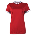 Nike Women's Striker IV Jersey (Red)