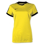 Nike Women's Striker IV Jersey (Yellow)