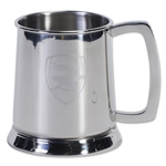 Arsenal Stainless Steel Tankard