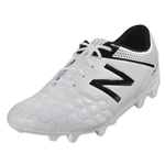 New Balance Visaro Full Grain FG (White/Black)