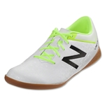 New Balance Visaro Control IN Junior (White/Toxic)