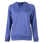 Nike Women's DF Comfort Hoody (Purple)