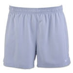Nike Women's Squad Woven Short 16 (Gray)