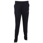 Nike Youth Academy Tech Pant (Black/Red)