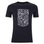 Nike Neymar Logo Youth NJR T-Shirt (Black)