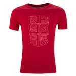 Nike Neymar NJR Logo Youth T-Shirt (Red)