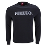 Nike FC City Crew Sweatshirt 16 (Black)