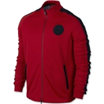 Nike FC N98 Track Jacket (Red)