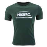 Nike FC Stencil Block T-Shirt (Green)