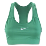 Nike Women's Victory Compression Bra (Green)