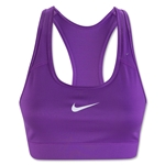 Nike Women's Victory Compression Bra (Purple)