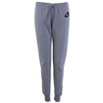 Nike Women's Rally Pant Tight (Dk Gray)
