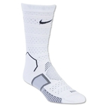 Nike Elite Match Fit Mercurial Football Crew Sock (Wh/Black)